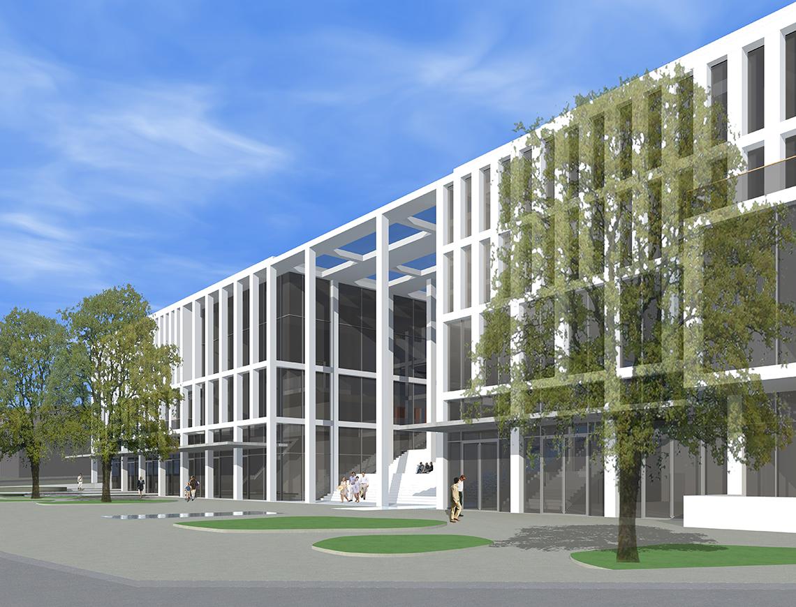 Planfabrik SPS - Neuer Markt Ingelheim