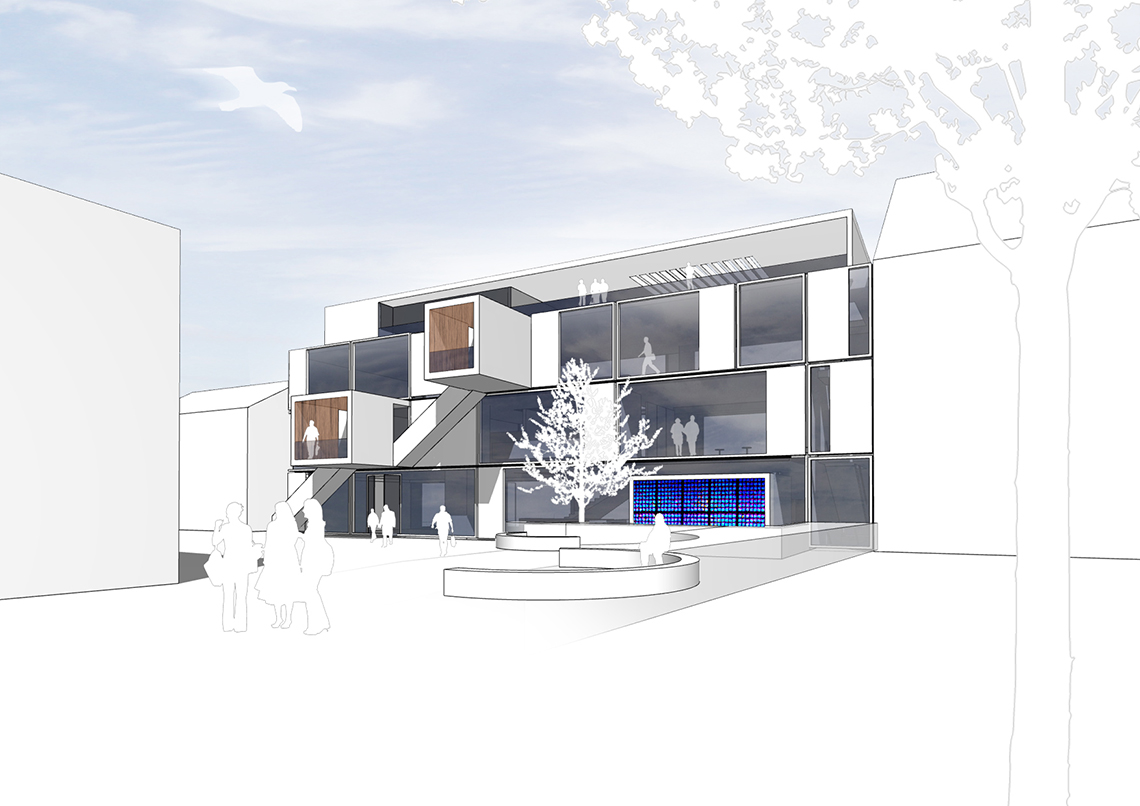 Planfabrik SPS - Haus des Lernens Mannheim
